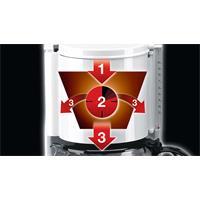 Braun Aromaster classic Kaffeeautomat KF47/1 weiss