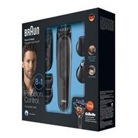 Braun Bart- und Haartrimmer-Set MGK3060 mit gratis Gilette ProGlide