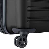 Delsey Segur 2.0 Slim Line Spinner 55/20 schwarz