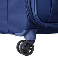 Delsey Montmartre Air 2.0 Spinner 83/33 erweiterbar Meerblau Trolley expandable TSA