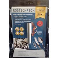 Rokittas Rostschreck Aluminium gegen Flugrost an Besteck Geschirr Töpfen und Pfannen