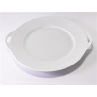 Seltmann Compact weiß Kuchenplatte rund 27 cm Kuchenteller Platte rund