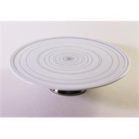 Rosenthal Studio-Line TAC Gropius Stripes 2.0 Platte auf Fuß klein 21cm