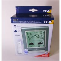 TFA Dostmann Funk-Wetterstation ZETA IT 35.5028.IT