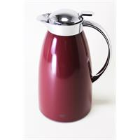 alfi Isolierkanne Gusto 1 Liter rubin rot NEU zerlegbarer Deckel