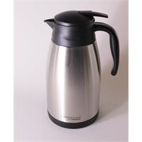 Thermos Isolierkanne Thermo Cafe Edelstahl 1,5 Liter