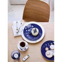 V&B Vieux Luxembourg Brindille Brotteller Blau 16 cm Teller Teller klein Premium Porzellan