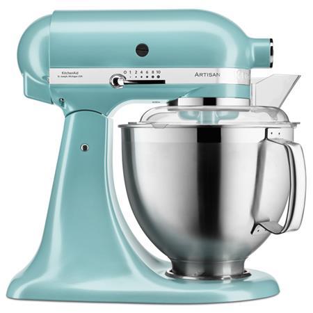 Kitchenaid Artisan Kuchenmaschine 5ksm185pseaz Azurblau Neu