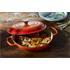 Le Creuset Gourmet Profitopf rund 30 Signature kirschrot Gourmet Profi Topf