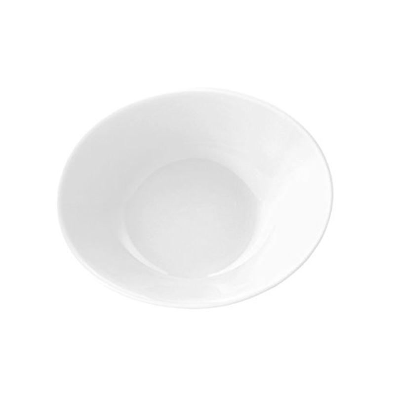 Seltmann No Limits Organic Gourmetschale tief 8 cm weiß