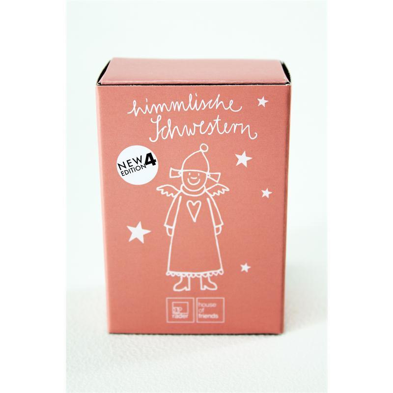 Räder Himmlische Schwestern Charlotte Mini 5,5 cm New Edition Keramik Geschenkkart