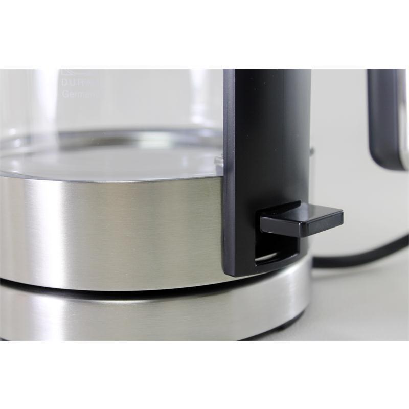wmf lono glas wasserkocher 1 7 ltr 1800 watt edelstahl 4211129116282 ebay. Black Bedroom Furniture Sets. Home Design Ideas