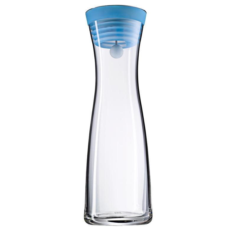 WMF Wasserkaraffe Basic 1 ltr blau