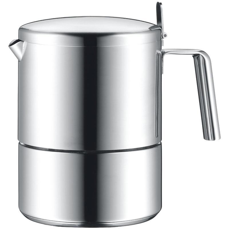 WMF Espressomaschine Kult 6 Tassen Espressokocher Induktion