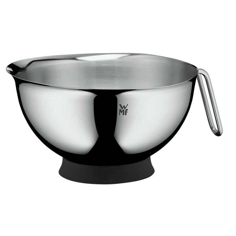 WMF Function Bowls Rührschüssel Edelstahlschüssel 20 cm Innskalierung Standring
