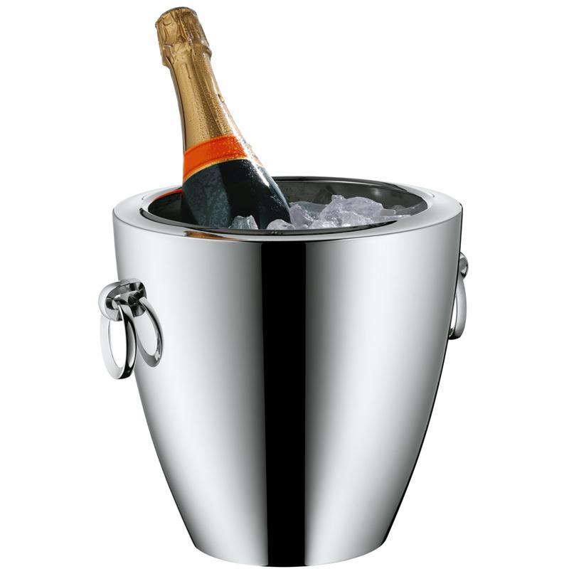 WMF Jette Champagner-Kühler Edelstahl Sektkühler Sektkelch Champagnerkühler