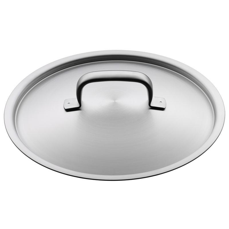 wmf gourmet plus topfset 5 stiel induktion kochtopfset metalldeckel ebay. Black Bedroom Furniture Sets. Home Design Ideas