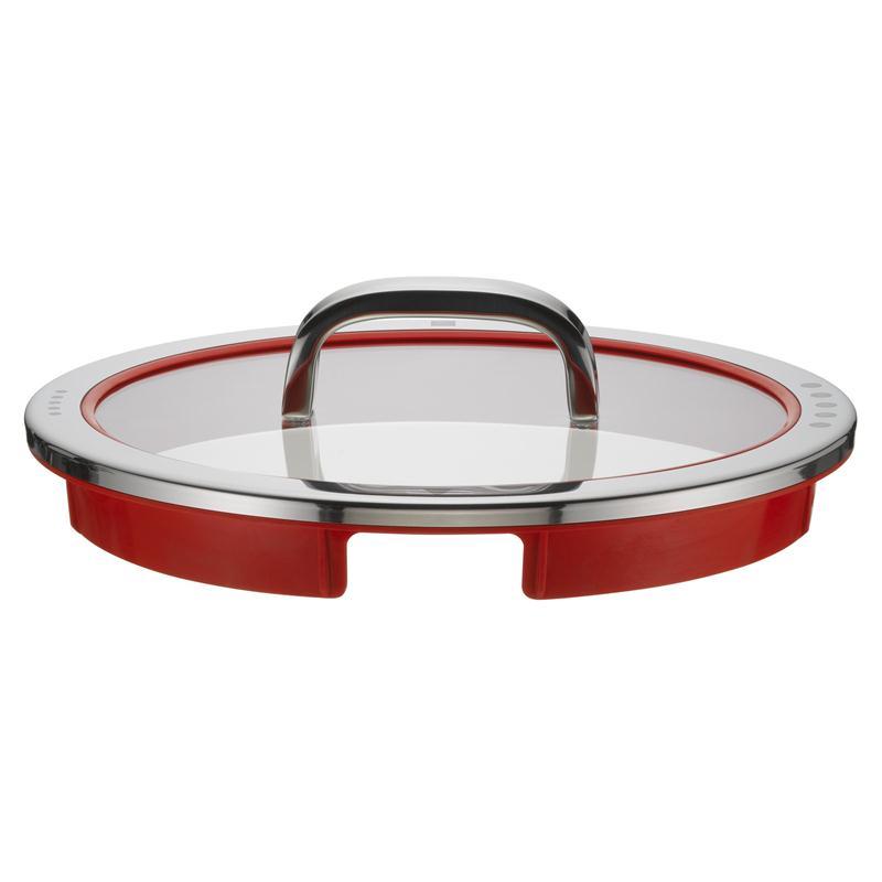 wmf function 4 deckel 24 cm glasdeckel ersatzdeckel f topf mit 24cm innendurchm. Black Bedroom Furniture Sets. Home Design Ideas