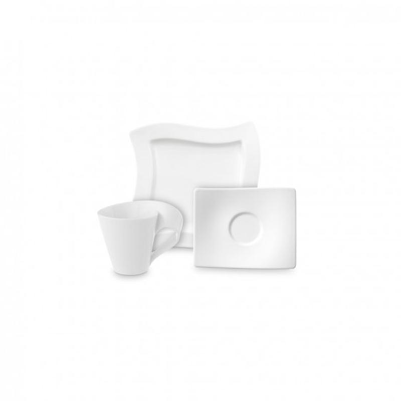 v b new wave kaffee set 12t 4 gedecke 3t. Black Bedroom Furniture Sets. Home Design Ideas