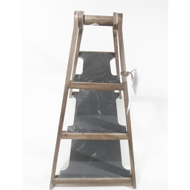 v b artesano original etagere etagenst nder holz m. Black Bedroom Furniture Sets. Home Design Ideas