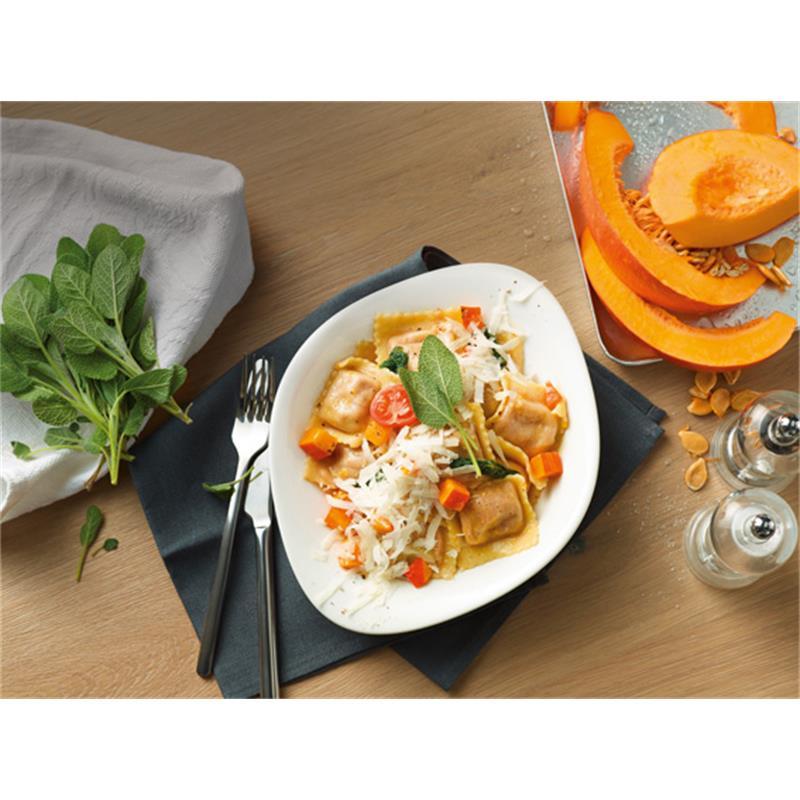 Villeroy /& Boch Vapiano Pasta Teller 2er-Set weiß 26 x 21 cm h 4,9 cm