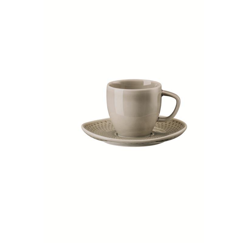 rosenthal junto pearl grey espressotasse 0 08 liter geschenkkarton. Black Bedroom Furniture Sets. Home Design Ideas