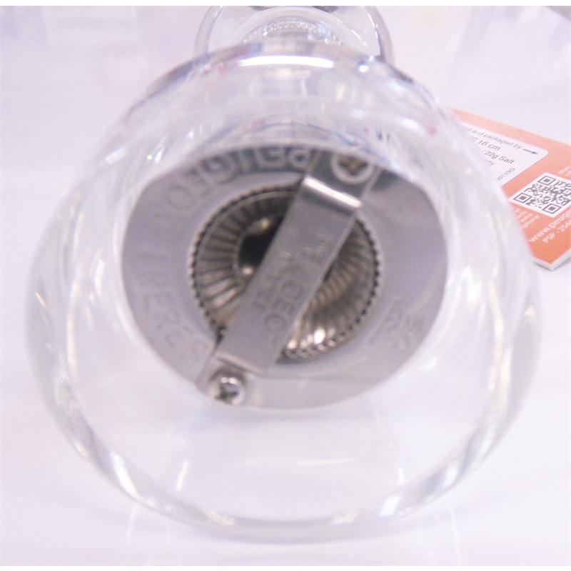 Peugeot Salzmühle Toul 16 cm Arcyl Mühle für Salz spezielles Stahlmahlwerk