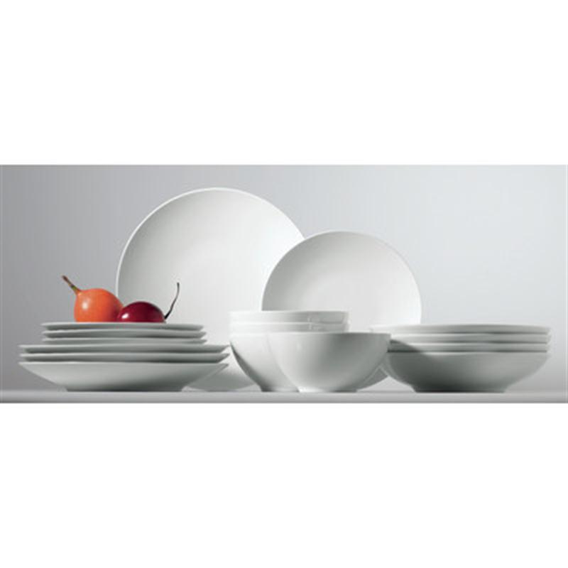 thomas loft wei dinnerset 16 tlg tafelset. Black Bedroom Furniture Sets. Home Design Ideas