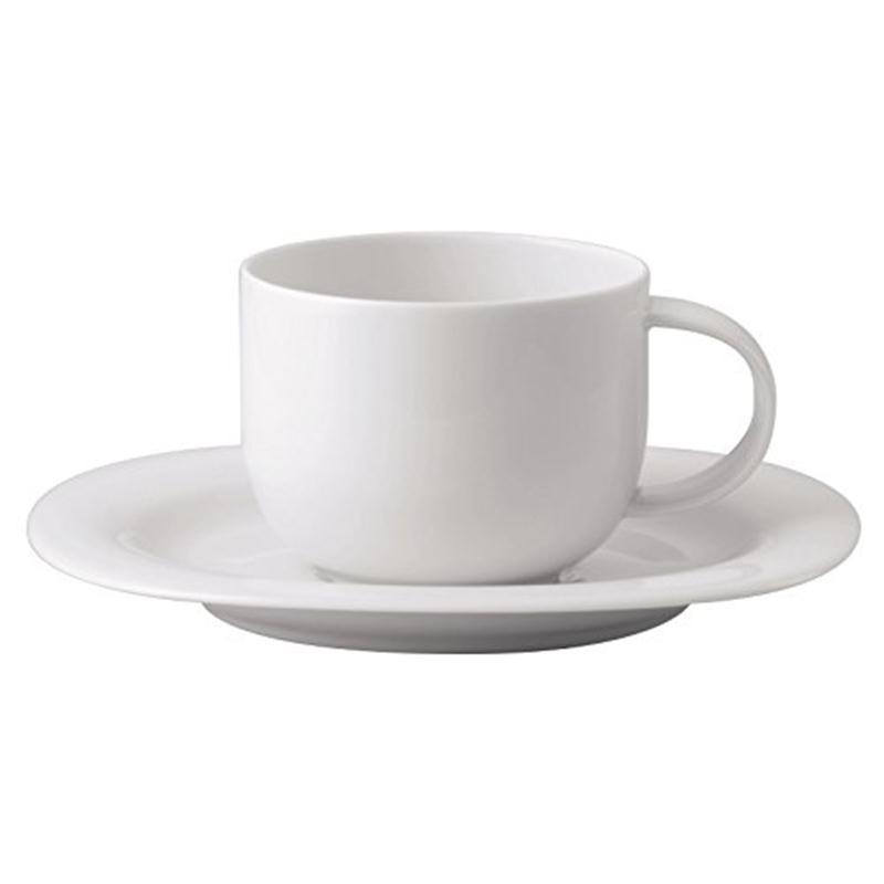 Rosenthal Studio Line Suomi weiß New Generation Kaffeetasse 2 tlg.