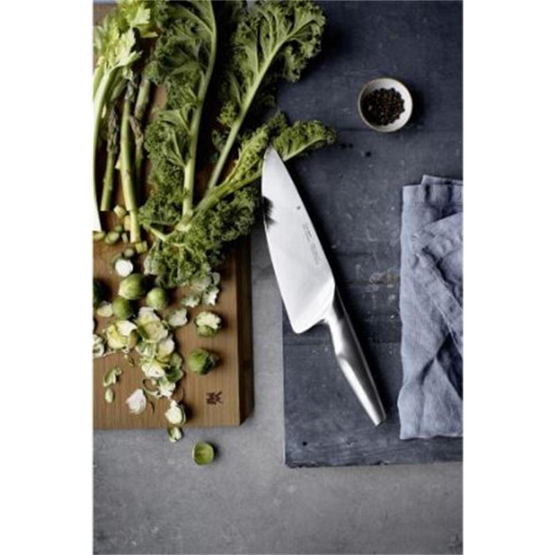 messerblock 5 teilig asia wmf chefs edition pc performance cut acryl edelstahl ebay. Black Bedroom Furniture Sets. Home Design Ideas