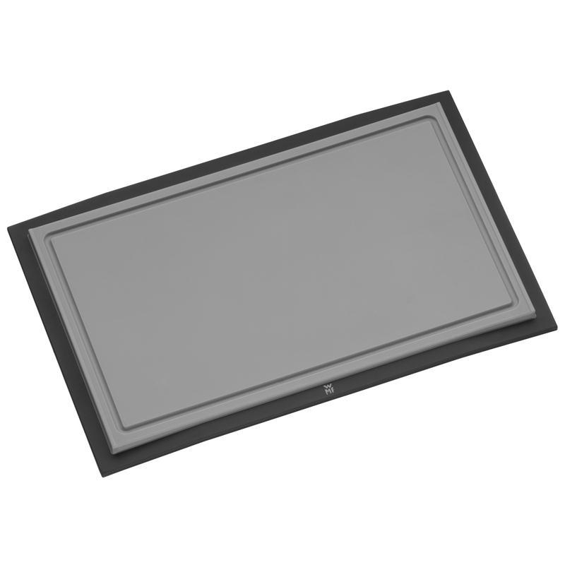 WMF Schneidbrett Touch 32 x 20 cm schwarz Schneidebrett Kunststoff klingenschonend