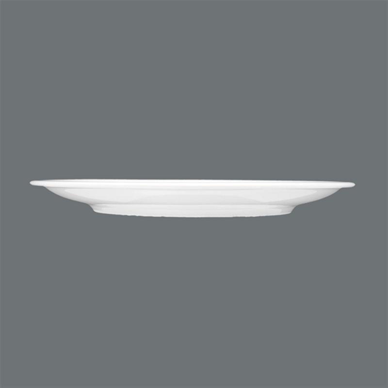 Seltmann-Compact-weiss-Fruehstuecksteller-20-cm-Teller-flach-Dessertteller