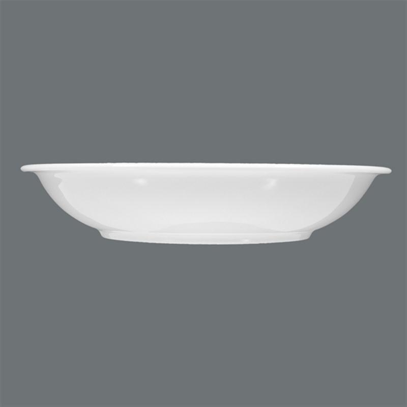 Seltmann Compact weiß Suppenteller 20 cm 0,6 ltr.tiefer Teller tief