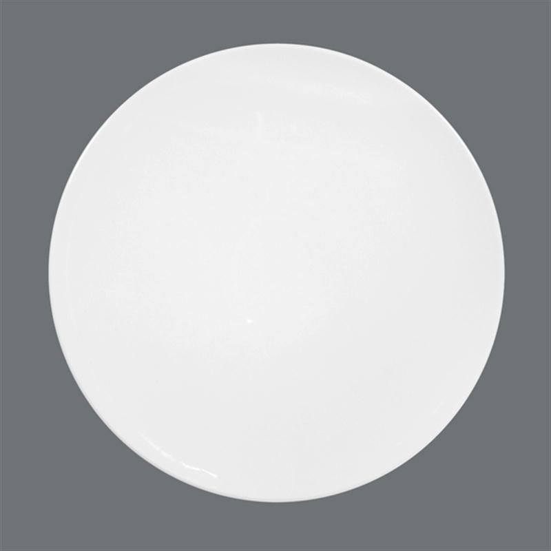 Seltmann Compact weiß Tortenplatte 30 cm Platte f. Torte rund