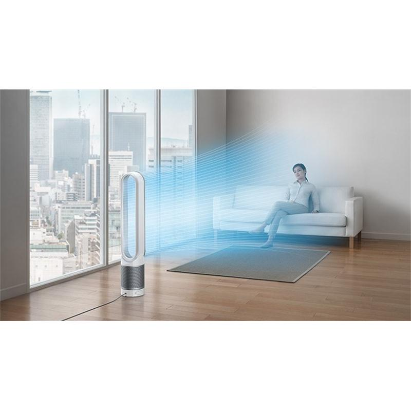 dyson pure cool link tower turm luftreiniger und ventilator. Black Bedroom Furniture Sets. Home Design Ideas