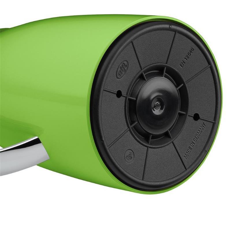 alfi Isolierkanne Gusto 1 Liter greenery NEU zerlegbarer Deckel chrom