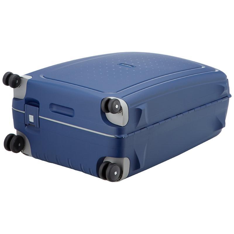 samsonite s 39 cure 69 29 spinner dark blue 4 rollen. Black Bedroom Furniture Sets. Home Design Ideas