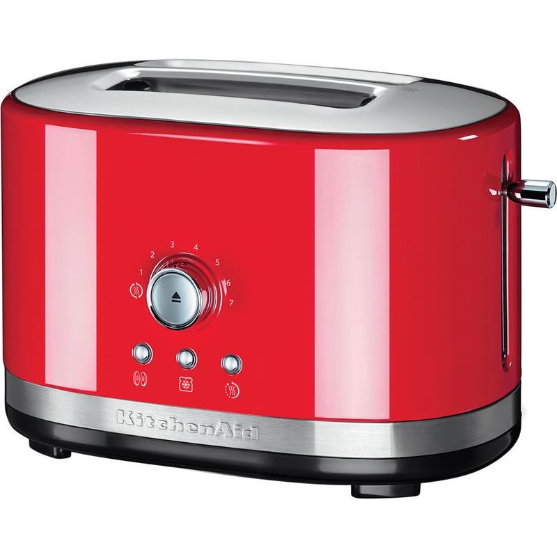 kitchenaid toaster 5kmt2116eer empire rot. Black Bedroom Furniture Sets. Home Design Ideas
