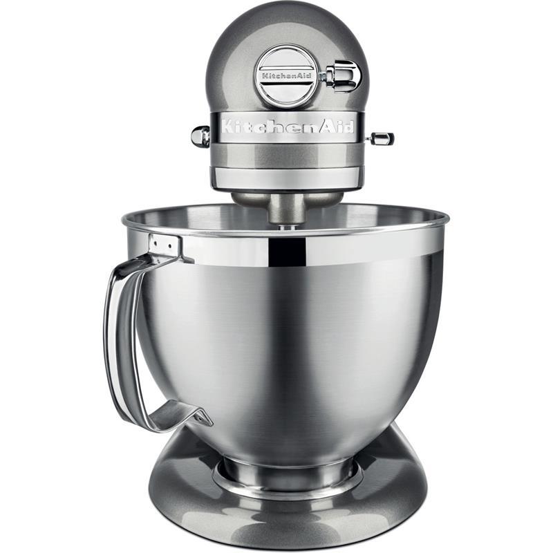 Kitchenaid Artisan Kuchenmaschine 5ksm185psems Medallion Silber