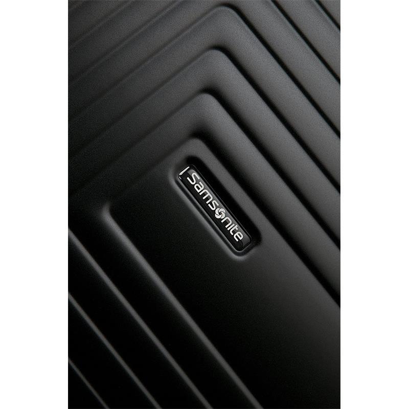 samsonite neopulse spinner 69 25 metallic red. Black Bedroom Furniture Sets. Home Design Ideas