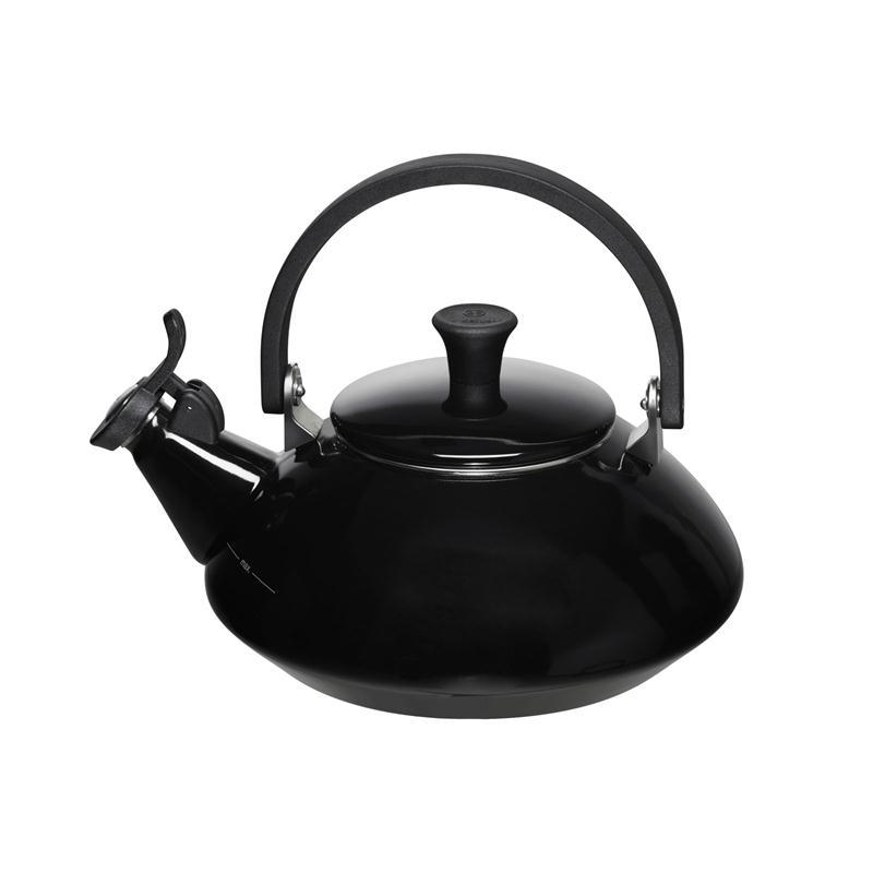 Le Creuset Wasserkessel Zen schwarz 1,5 ltr.