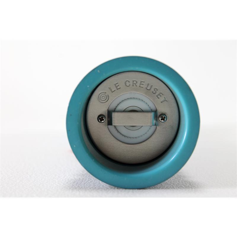 Le Creuset Pfeffermühle Karibik blau