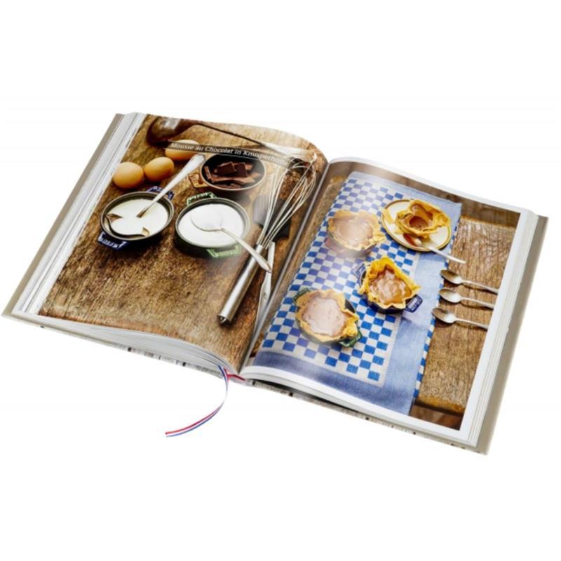 """Staub Kochbuch """"Köstliche Rezepte von Su Vössing"""""""