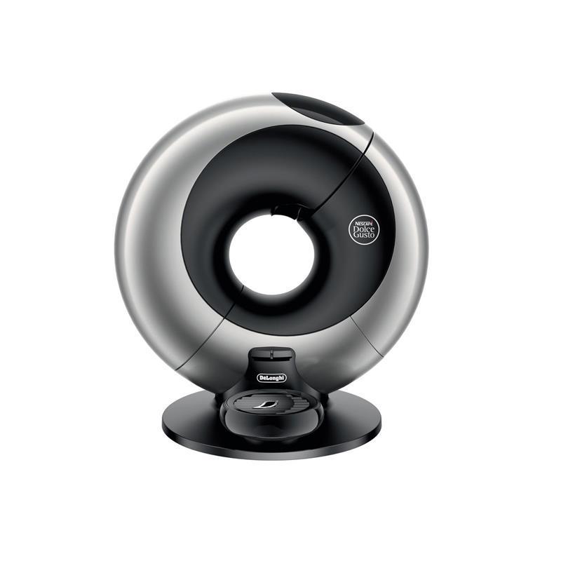 delonghi dolce gusto nescafe kaffee kapselmaschine melody 3 edg736 s silber ebay. Black Bedroom Furniture Sets. Home Design Ideas