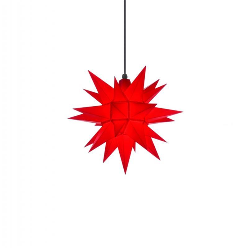 Herrnhuter A4 Stern Kunststoff rot 40 cm