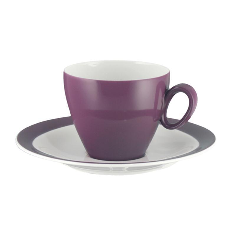 Seltmann Trio Lavendel 23605 Kaffeetasse 2 tlg.0,23 ltr. Kaffee Tasse
