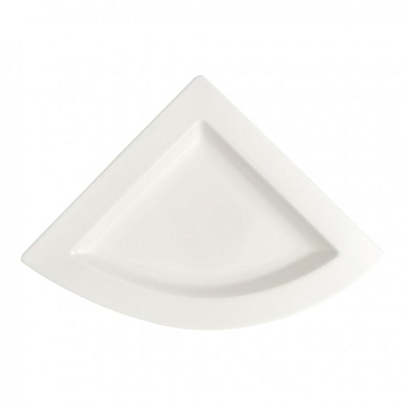 V&B New Wave Dreieckteller Teller dreieckig