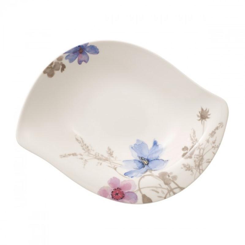 V&B Mariefleur Gris Special Serve Salad Schale tief 29cm