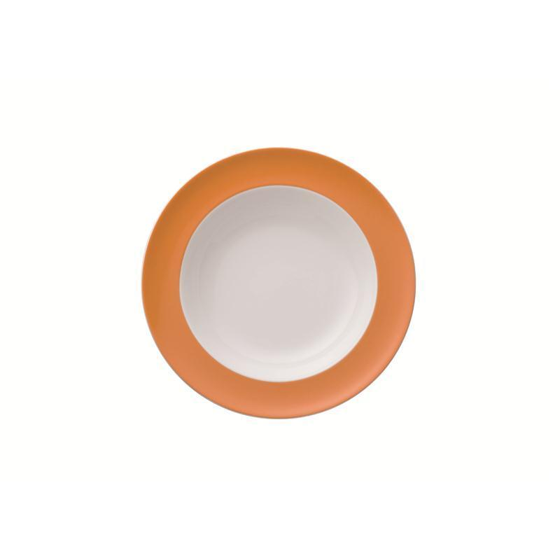 Thomas Sunny Day Suppenteller Teller tief orange