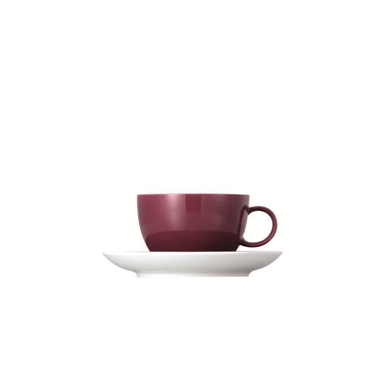Thomas Sunny Day Tasse Teetasse Kombitasse fuchsia 0,2L 2tlg.